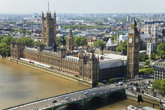 Houses of Parliment Royalty Free Stock Images