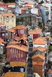 Houses of Porto Stock Photography