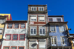 Houses in Porto Stock Images