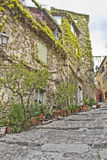 Houses in Provence, France Stock Photography