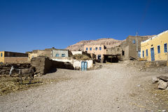 Houses of Qurna Royalty Free Stock Images