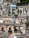 Houses of Ragusa Ibla Stock Images