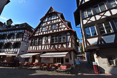 Strasbourg old town Stock Photography