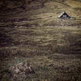 Houses in saksun