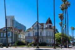 Houses in San Jose, California Stock Photos
