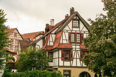Houses in schiltach black forest, Germany Stock Photography