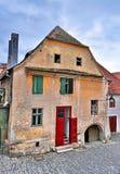 Houses in Sibiu Stock Photos