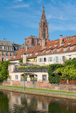 Houses of Strasbourg Stock Images