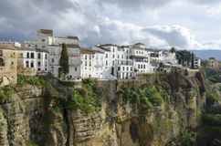 Cliffs of Ronda Stock Photos