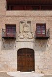 The Houses of the Treaty in Tordesillas, Stock Photos