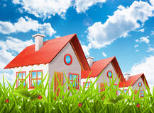 Houses Royalty Free Stock Image