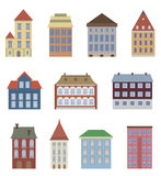 Houses Royalty Free Stock Images