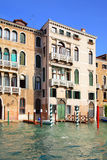 Houses in Venice Royalty Free Stock Photos