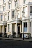 houses victorianen Royaltyfri Bild