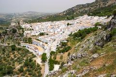 houses white Royaltyfri Bild