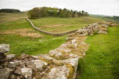 Housesteads Roman Fort, Hadrian's Wall Stock Photography
