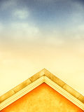 Housetop (68) Royalty Free Stock Images