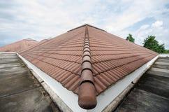 Housetop Stock Image