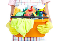 Housewife Royalty Free Stock Photos