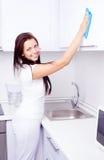 Housewife Stock Photo