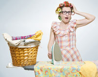 Housewife Stock Image