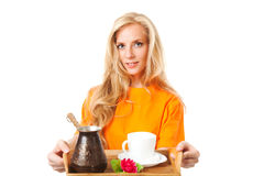 Housewife Royalty Free Stock Photography
