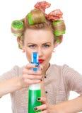Housewife Stock Image