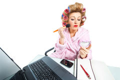 Housewife-4 Stock Photography