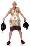 The housewife Stock Photos