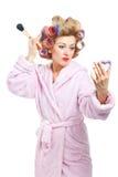 Housewife-6 Stock Image
