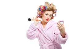 Free Housewife-7 Stock Photography - 28759542