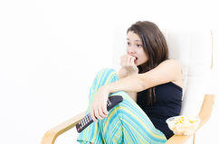 Housewife Entertainment Stock Images