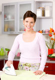 Housewife Royalty Free Stock Photo