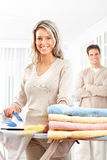 Housework Royalty Free Stock Photos