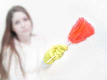 Housework 4 royalty free stock photos
