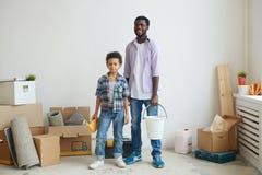 housework immagini stock