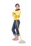 Housework Stock Images