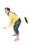 Housework Stock Photography