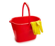 Housework items Royalty Free Stock Image