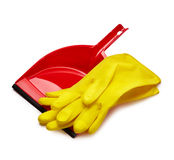 Housework items Royalty Free Stock Photography