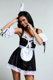 Housework woman Stock Photo