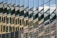 Housfront in Frankfurt Stock Afbeelding