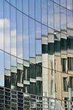 Housfront in Frankfurt Royalty-vrije Stock Foto