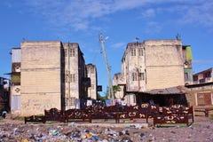 housing Кения стоковая фотография rf