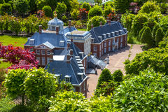 Housing and Architecture of the Netherlands Royalty Free Stock Photo