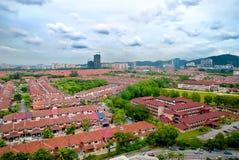 Housing Area 01 Stock Image