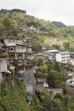 Housing in Banaue Philippines Royalty Free Stock Image