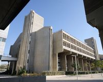 Housing Ben Gurion University in Beer Sheva, Israel Royalty Free Stock Photos