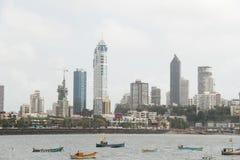 Free Housing Boom Construction Activity In Mumbai India Royalty Free Stock Photos - 128041248
