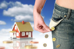 Housing cocnept. Stock Images